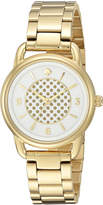 Kate Spade Women's Boathouse Watch