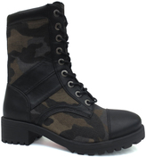 Dollhouse Black Guard Boot
