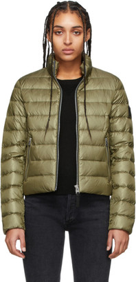 Mackage Khaki Down Mikka Jacket