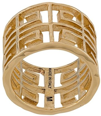 Givenchy 4G ring