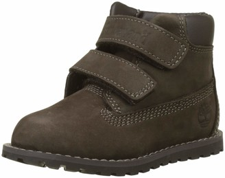 Timberland Unisex Kids' Pokey Pine Hook & Loop (Toddler) Ankle Boots