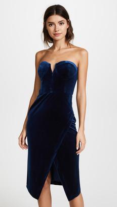 Yumi Kim Velour Allure Dress