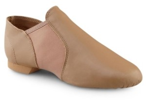 Capezio Little Boys and Girls E Series Jazz Slip On Shoes