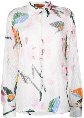 Missoni Fine Knit Shirt