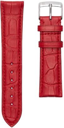 Jean Rousseau Alligator leather watch strap