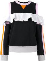 NO KA 'OI No Ka' Oi - Nele sweatshirt - women - Polyamide/Spandex/Elastane/Cotton - 0