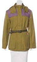 Hunter Colorblock Parka Jacket w/ Tags