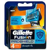 Gillette Fusion ProShield Chill Refills 4 pack