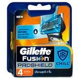 Gillette Fusion ProShield Chill Refills 4 pack