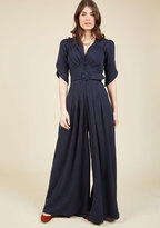 The Embolden Age Jumpsuit in Midnight in 3X