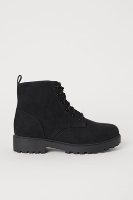 H&M Pile-lined boots