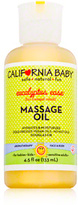 California Baby Eucalyptus Ease Massage Oil