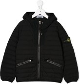 Stone Island Junior puffer jacket