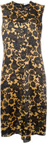 Christian Wijnants floral-print satin dress - women - Cupro/Viscose - 36
