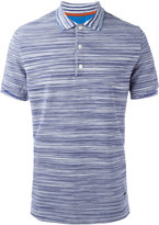 Missoni classic polo shirt - men - Cotton - M