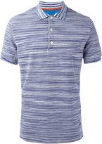 Missoni classic polo shirt