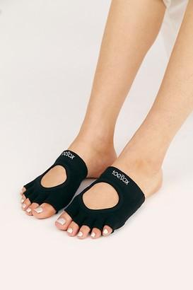 Toesox Releve Half Toe Ballet Grip Socks