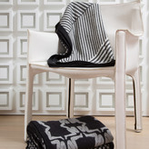 Kelly Wearstler Dots Luxe Throws - Surf