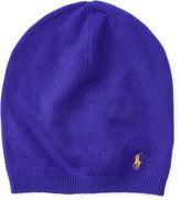 Ralph Lauren Slouchy Wool Hat