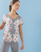 Ted Baker Oriental Blossom Vneck Tshirt