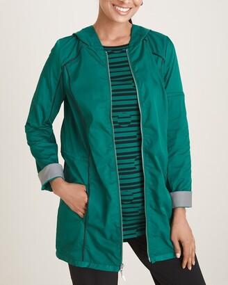 Zenergy Hooded Anorak Jacket