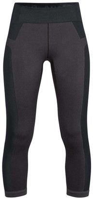 Under Armour Womens Threadborne Seamless Cropped Tights