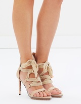 Ginger & Smart Essence Lace Up Sandals