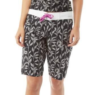 Animal Womens Fian Board Shorts Filanium Grey