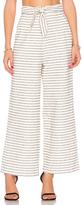 Mara Hoffman Cotton Tie Front Pant