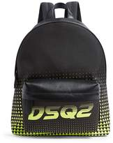 Dsquared2 Neon Printed Backpack
