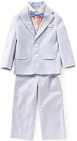 Class Club Little Boys 2T-7 4-Piece Pincord Stripe Suit Set