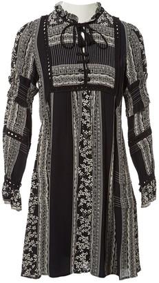 Sea New York Black Viscose Dresses