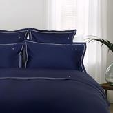 Tommy Hilfiger 100% Cotton Sateen Duvet Cover - Navy - Single