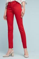 AG Jeans Farrah High-Rise Sateen Jeans
