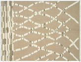 Nalbandian 7'5x5'6 Ammon Flat-Weave Rug, Beige