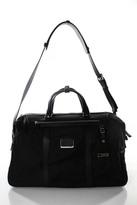 Tumi Black Nylon Astor San Remo Ballistic Duffel Handbag Size Extra Large