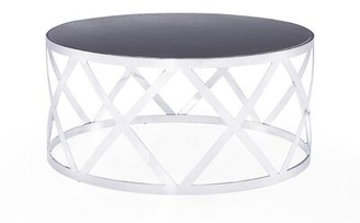 Blink Home Tribeca Coffee Table Table Top Color: Charcoal