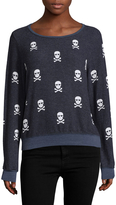 Wildfox Couture Women's Outlaws Daughter Baggy Beach Sweater