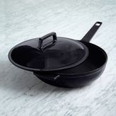 west elm Enamel Cast Iron Saute Pan