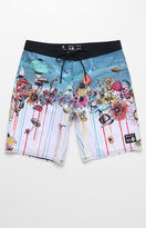 "RVCA Sage 19"" Swim Trunks"