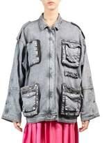 Stella McCartney Oversized Denim Jacket