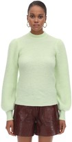 Ganni Soft Knitted Round Neck Sweater