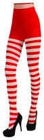 Rubie's Costume Co Rubie's Costume Women's Clausplay Striped Stockings