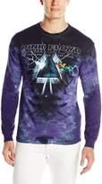 Pink Floyd - Dark Side Vortex Tie Dye Long Sleeve T-Shirt