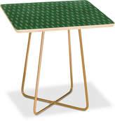 Deny Designs Holli Zollinger Umbra Ikat Square Side Table