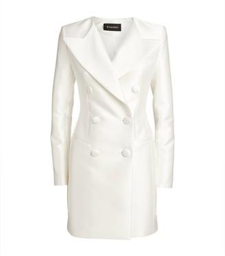 Rasario Satin Blazer Dress