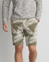 """American Eagle Outfitters AE Flex Slim 9"""" Flat Front Short"""