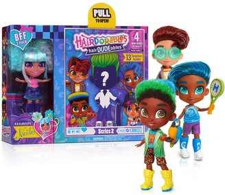Hairdorables HairDudeAbles BFF Pack Assortment - Series 2