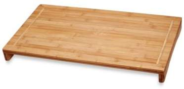 Bed Bath & Beyond Over The Sink/Stove Large Bamboo Cutting Board