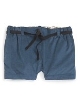 Burberry Toddler Girl's 'Lesley' Wool Shorts